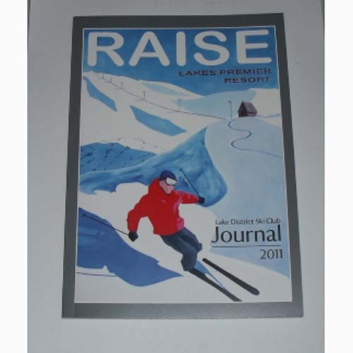 Raise 75th Anniversary Journal
